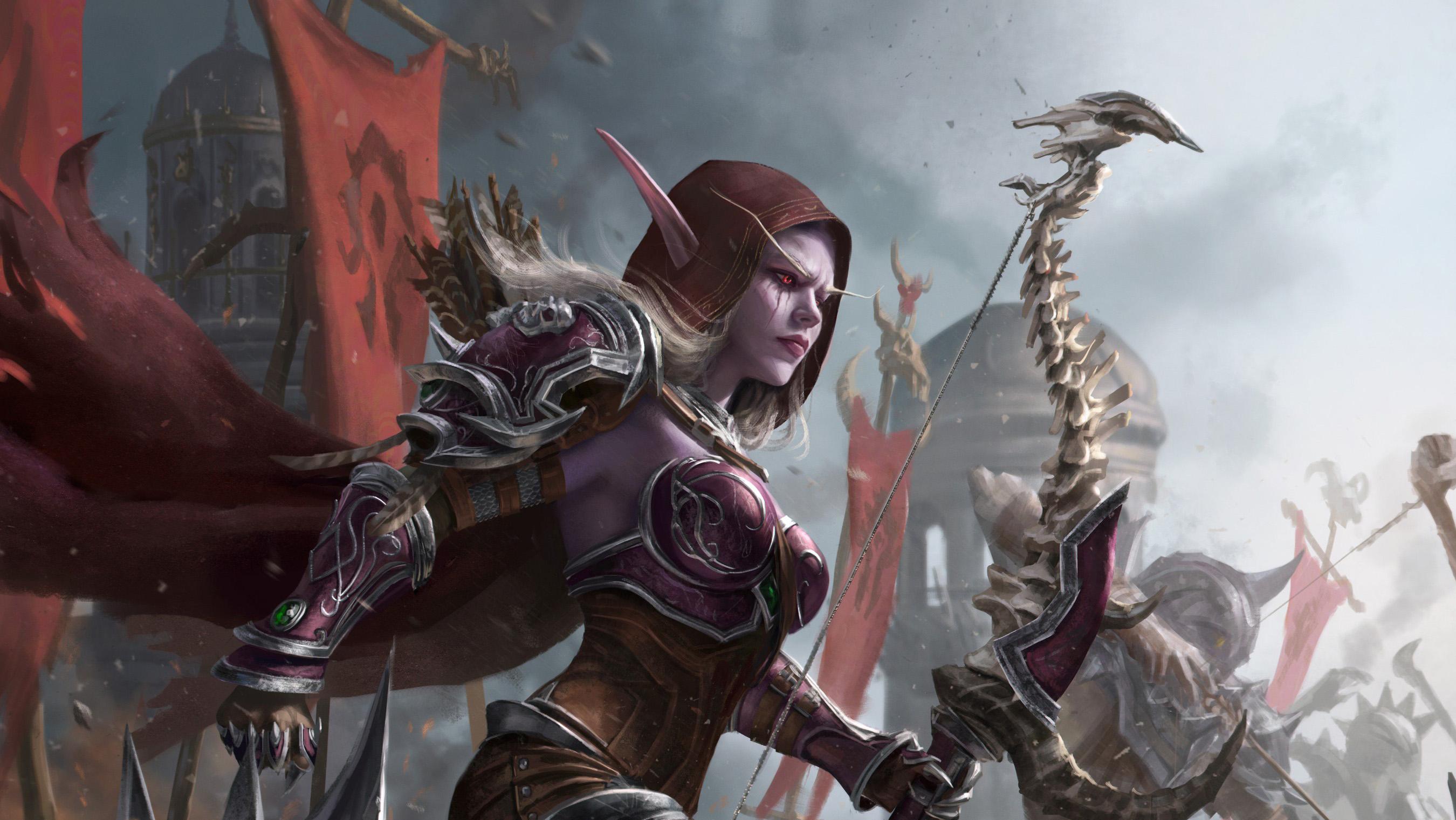 Qual-o-plano-da-Sylvanas-em-World-of-Warcraft
