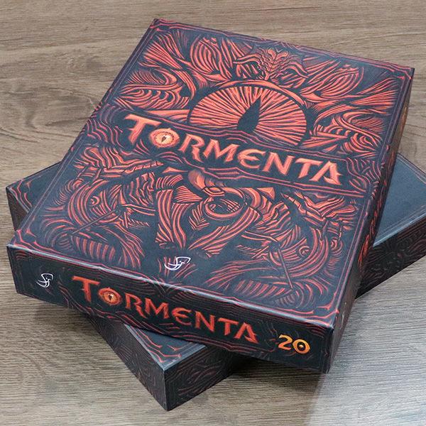 Tormenta20 caixa
