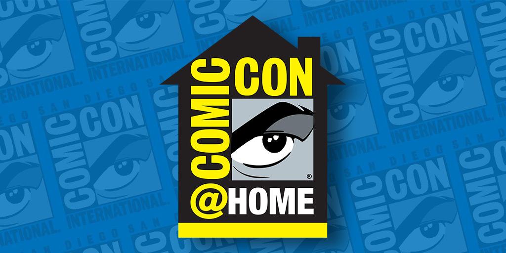 ComicCon At Home: Divulgação.