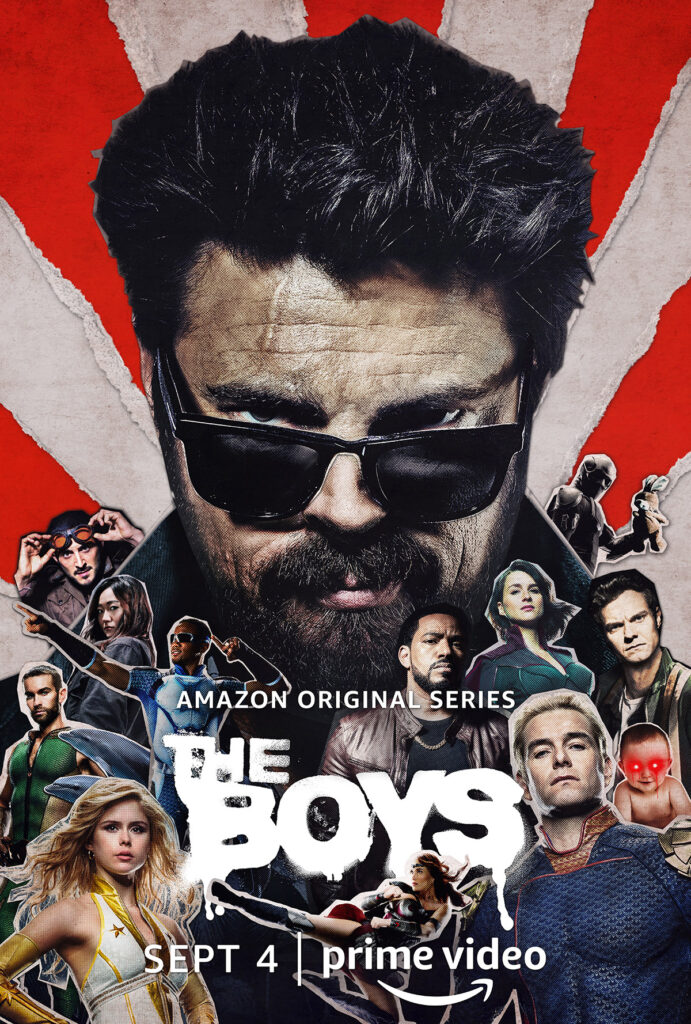 The Boys 2ª temporada, crítica sem spoilers.