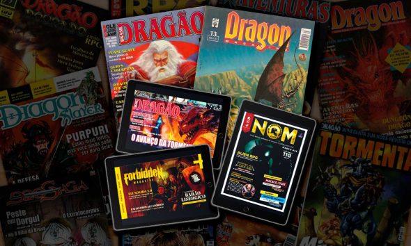 Revistas-de-RPG-Dragão-Brasil-Forbidden-NOM