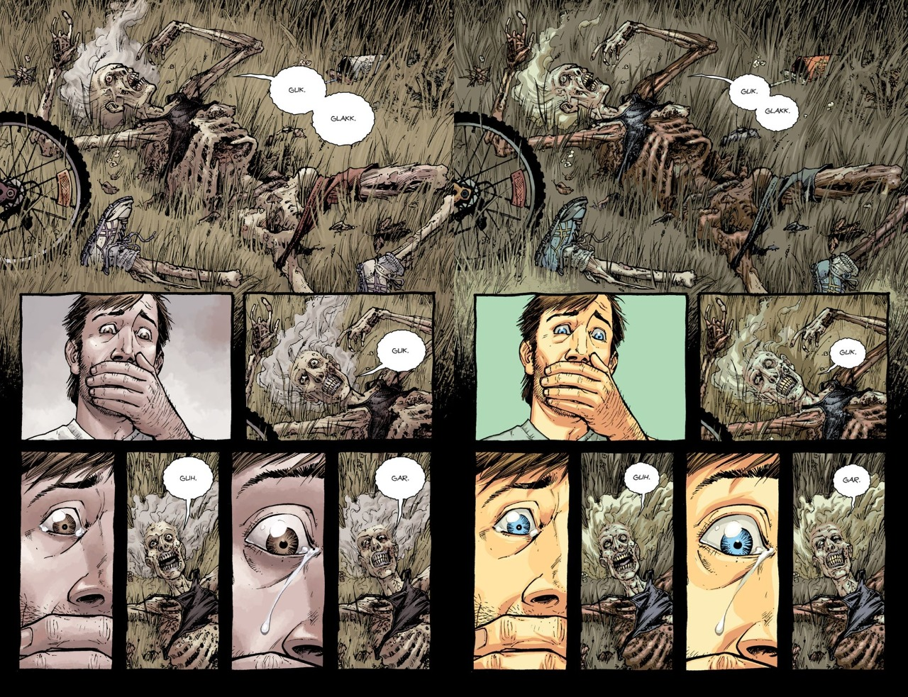 The-Walking-Dead-Deluxe-colorida-comparação-02