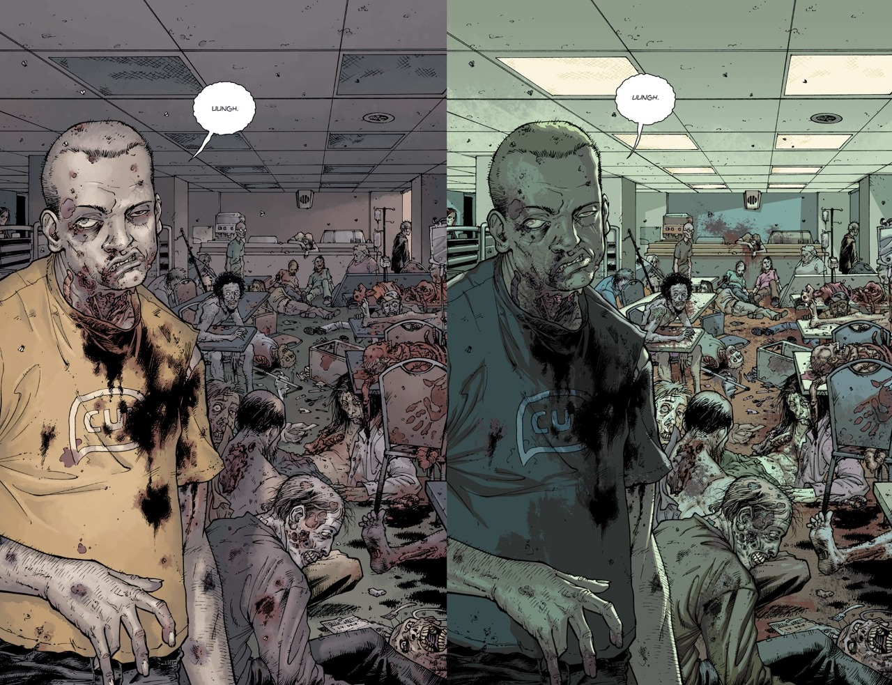The-Walking-Dead-Deluxe-colorida-comparação-03