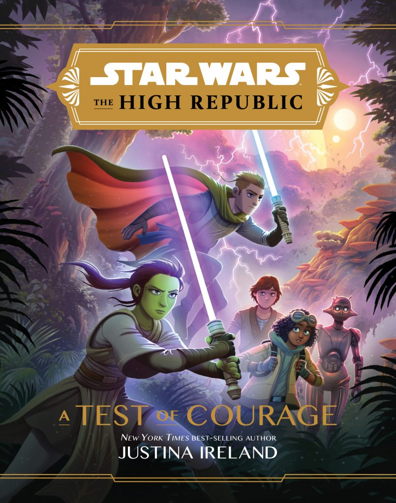 Star Wars: The High Republic | A Test of Courage (Um Teste de Coragem)