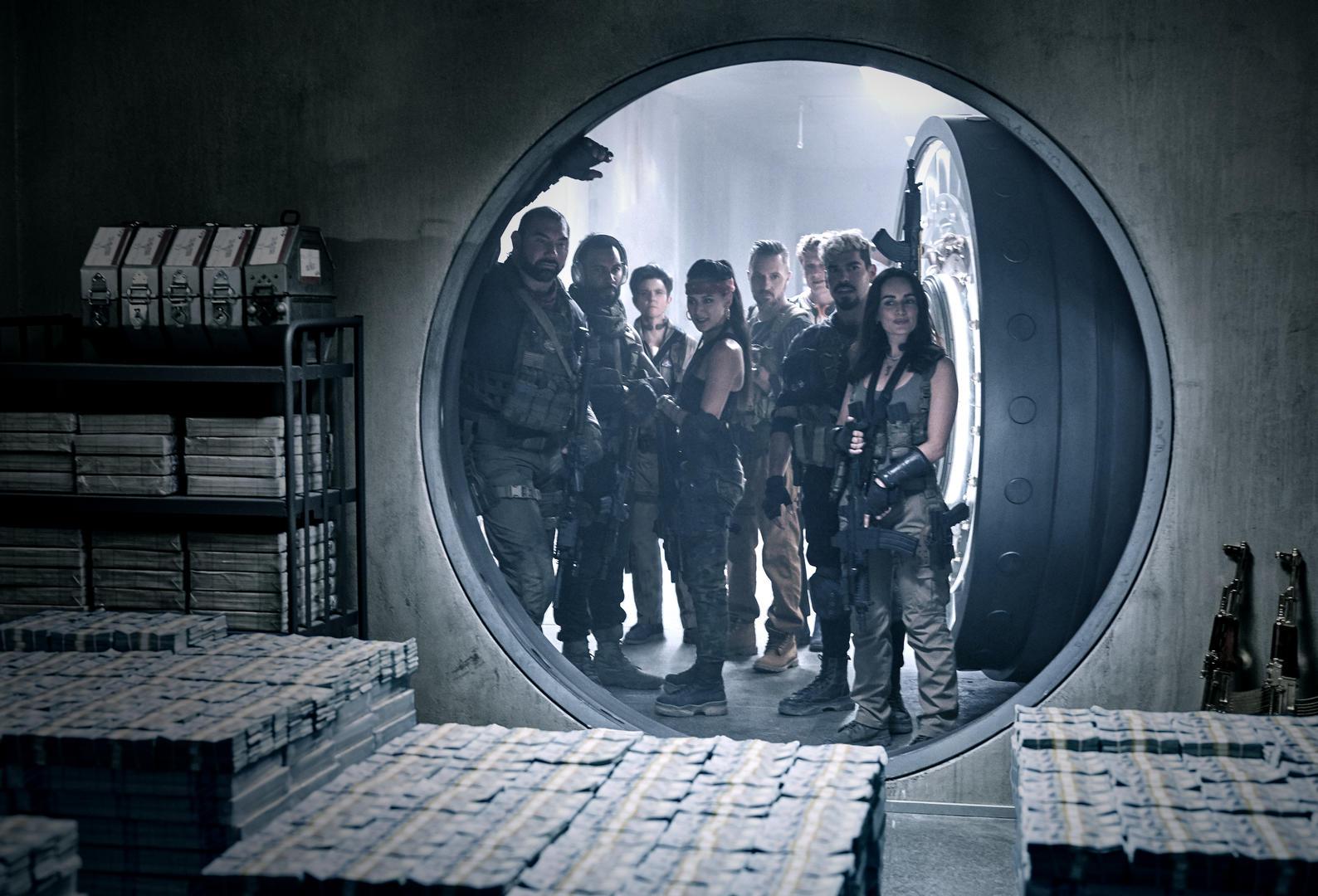 ARMY OF THE DEAD Invasão em Las Vegas - Netflix 2021