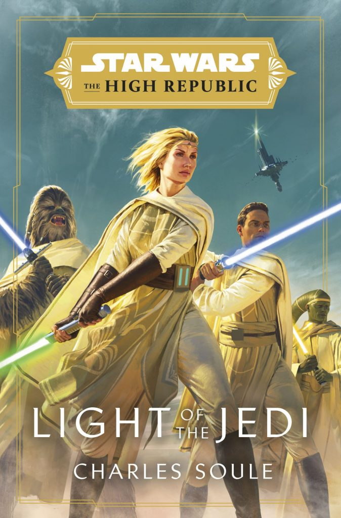 Star Wars: The High Republic | Light of the Jedi (Luz dos Jedi)