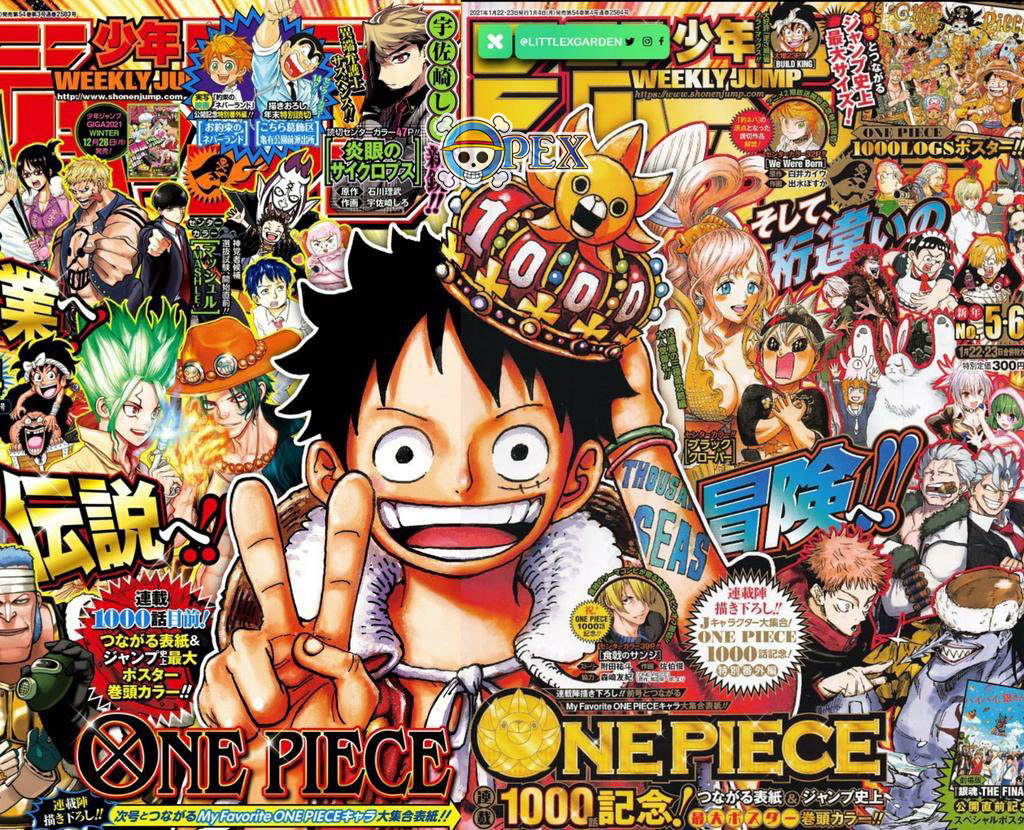 One-Piece-capitulo-1000-capa