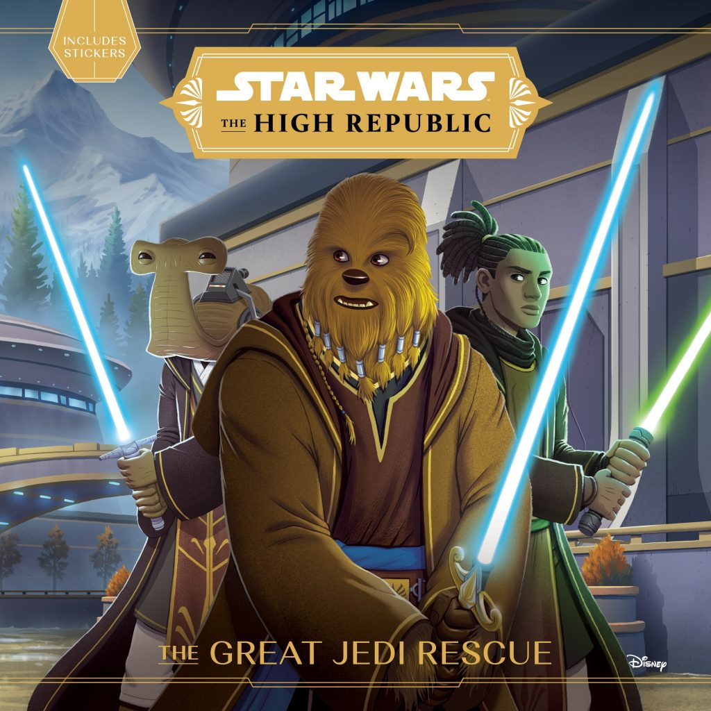 Star Wars: The High Republic | The Great Jedi Rescue (O Grande Resgate Jedi)